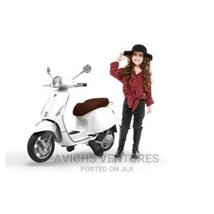 Vespa Primavera Licenced Kids 6v Electric Ride on 3-7yrs   Toys for sale in Lagos State, Ajah