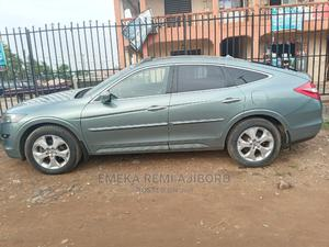 Honda Accord CrossTour 2011 EX-L AWD Green   Cars for sale in Lagos State, Ojo
