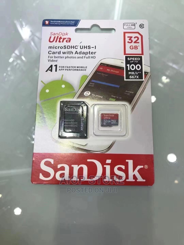 32gb Memory Card Original Sandisk