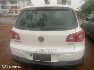 Volkswagen Tiguan 2011 White   Cars for sale in Lagos State, Alimosho