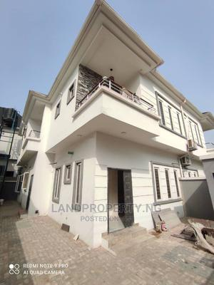 4bedroom Semi Detached Duplex Ensuite With Bq at Ajah | Houses & Apartments For Sale for sale in Lagos State, Ajah