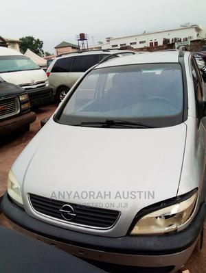 Opel Zafira 2002 Silver | Cars for sale in Enugu State, Enugu