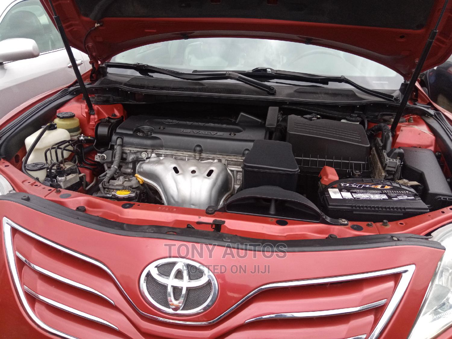 Archive: Toyota Camry 2008 Red