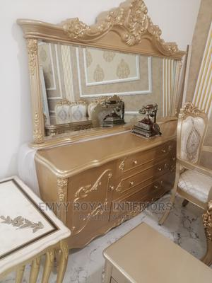 Quality Dinning Cabinet With Mirror | Furniture for sale in Abuja (FCT) State, Central Business District
