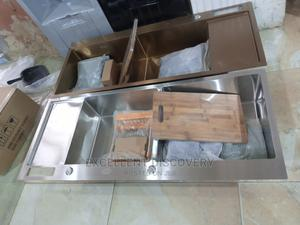 304 Double Bowl Sink   Building Materials for sale in Lagos State, Orile