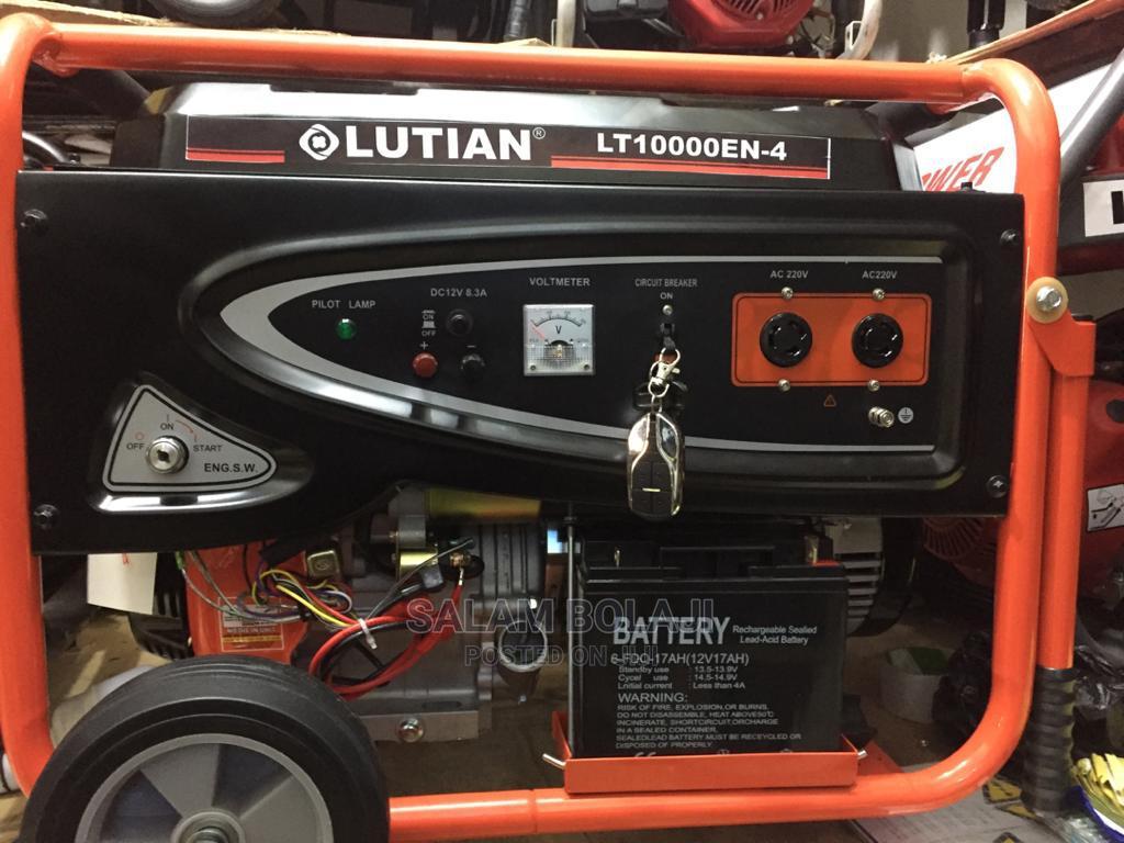 Lutian Generator 10kva