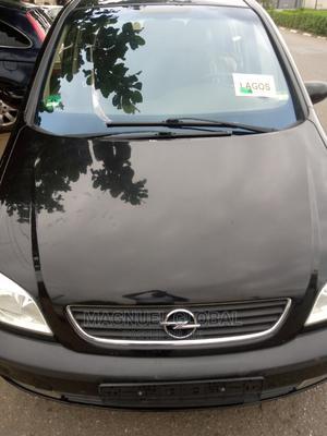 Opel Zafira 2003 Black | Cars for sale in Lagos State, Ikeja