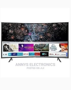 Polystar 55′′Inches -Curved UHD Android Smart 4K TV 2021 | TV & DVD Equipment for sale in Abuja (FCT) State, Gwarinpa