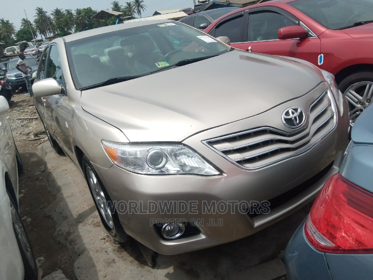Toyota Camry 2007 Gold | Cars for sale in Apapa, Lagos State, Nigeria