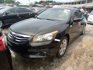 Honda Accord 2011 Sedan EX Automatic Black | Cars for sale in Lagos State, Ikeja