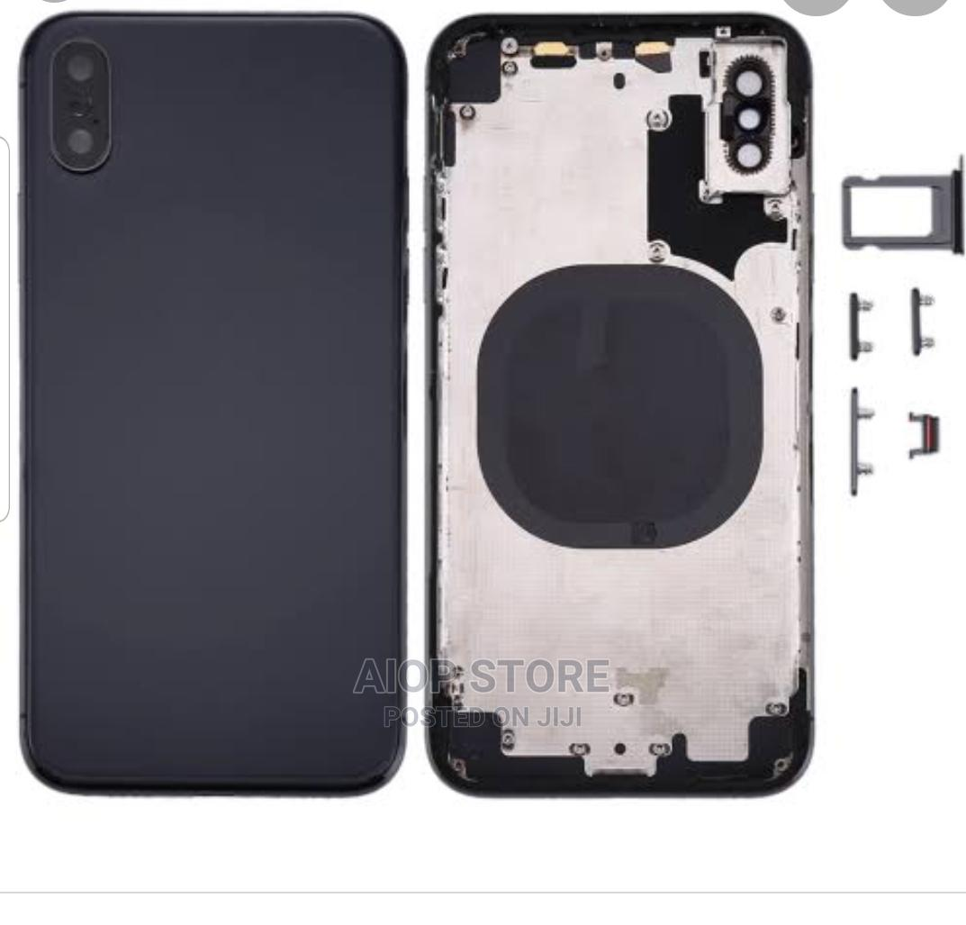 iPhone X Complete Housing With Small Parts