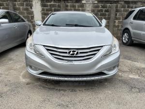 Hyundai Sonata 2013 Silver | Cars for sale in Lagos State, Amuwo-Odofin