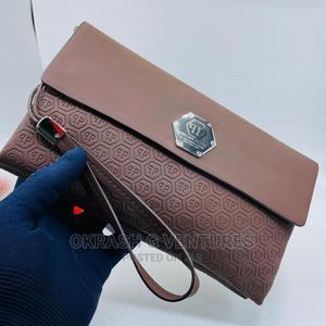 Philip Plein Clutch Leather Bag for Men's | Bags for sale in Lagos State, Lagos Island (Eko)