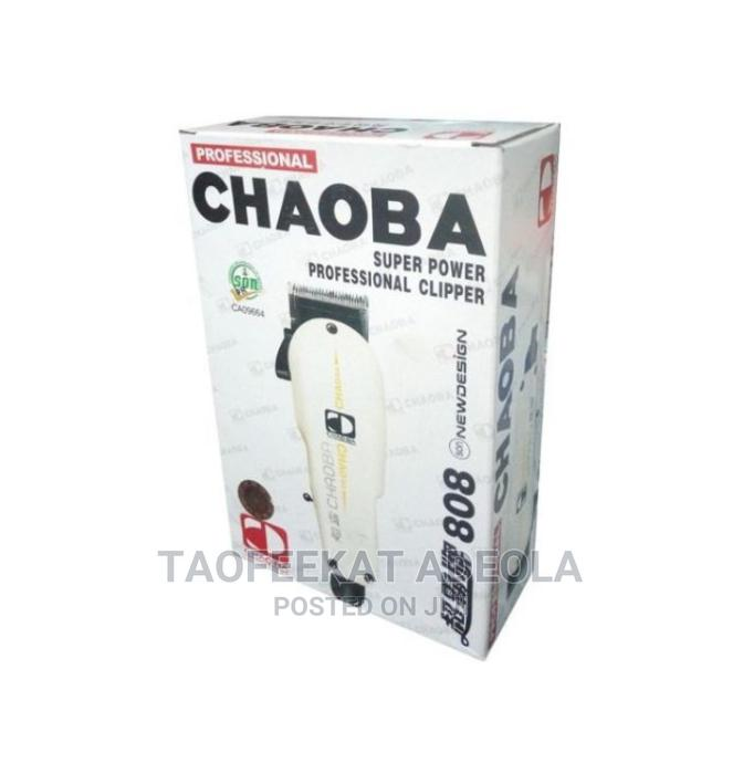 Archive: Chaoba Super Power Professional Clipper - Chaoba