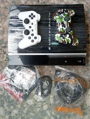 Jailbrake Uk Used Ps3 With 7 Installed Games | Video Game Consoles for sale in Kwara State, Ilorin West