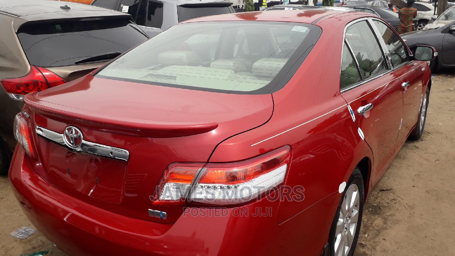 Toyota Camry 2011 Red | Cars for sale in Apapa, Lagos State, Nigeria