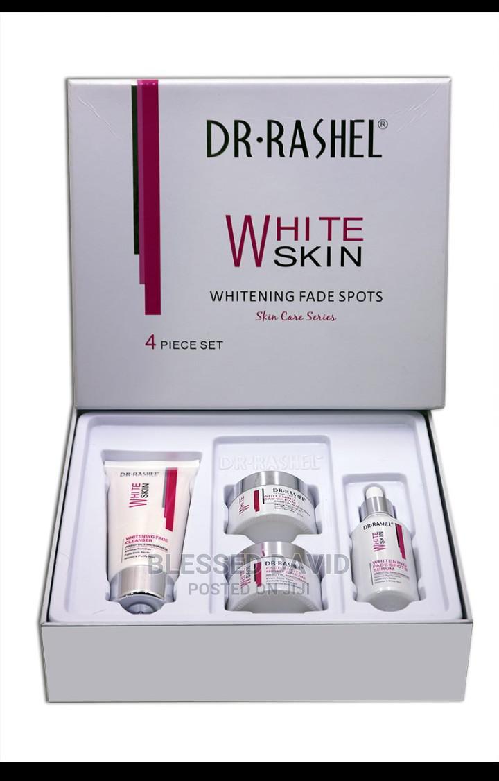 Dr Rashel White Skin Set