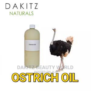 Ostrich Oil , Emu Oil 100ml | Skin Care for sale in Lagos State, Ikotun/Igando