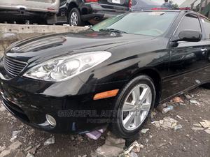 Lexus ES 2005 330 Black | Cars for sale in Lagos State, Apapa