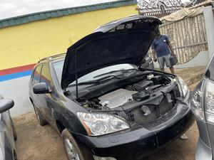 Lexus RX 2008 350 Black   Cars for sale in Lagos State, Alimosho