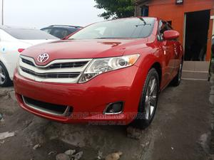 Toyota Venza 2010 AWD Red | Cars for sale in Lagos State, Apapa