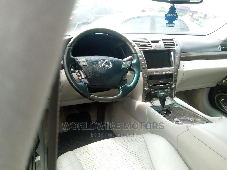 Lexus LS 2007 460 Black | Cars for sale in Apapa, Lagos State, Nigeria