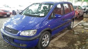 Opel Zafira 2002 Blue | Cars for sale in Lagos State, Abule Egba
