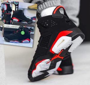 AIR JORDAN VI Retro ' INFRARED '* | Shoes for sale in Lagos State, Ikeja