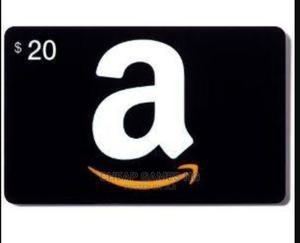 20$ Amazon Gift Card   Accessories & Supplies for Electronics for sale in Lagos State, Agege