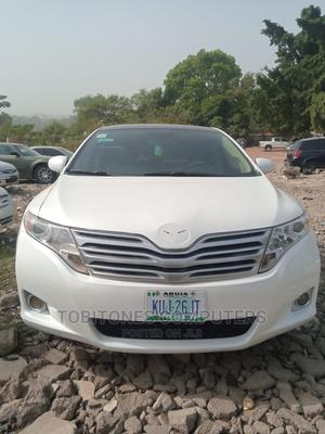 Toyota Venza 2011 White   Cars for sale in Abuja (FCT) State, Wuse