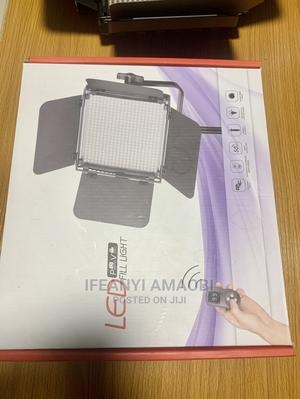 2 Months LED Fill Light With Stand and Battery | Stage Lighting & Effects for sale in Abuja (FCT) State, Apo District