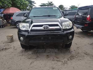 Toyota 4-Runner 2007 Limited 4x4 V6 Black | Cars for sale in Lagos State, Apapa