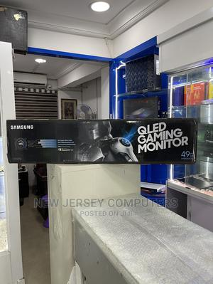 Samsung 49 Inches QLED Gaming Monitor | Computer Monitors for sale in Abuja (FCT) State, Wuse