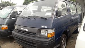Toyota Hiace 2002 | Buses & Microbuses for sale in Lagos State, Amuwo-Odofin