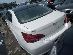 Toyota Avalon 2008 White | Cars for sale in Lagos State, Apapa