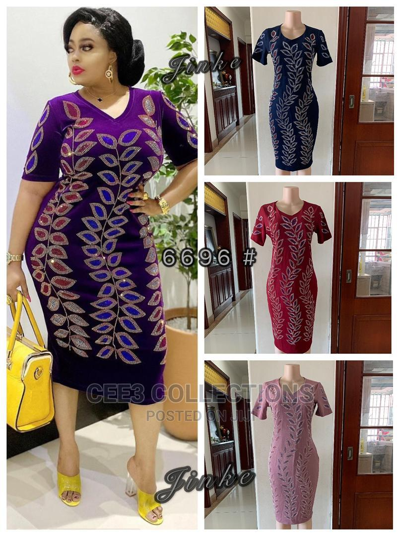 New Quality Female Gown