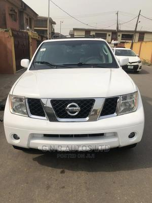 Nissan Pathfinder 2005 White | Cars for sale in Lagos State, Amuwo-Odofin