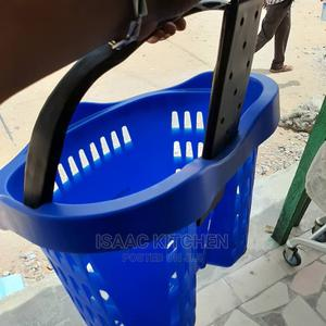 Quality Trolly Basket   Store Equipment for sale in Lagos State, Ojo