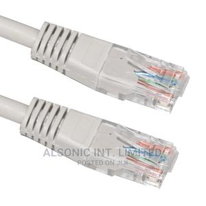 40M Long Cable Cat6 RJ45 Network Lan Cable CAT.6 Patch Cord | Accessories & Supplies for Electronics for sale in Abuja (FCT) State, Wuse