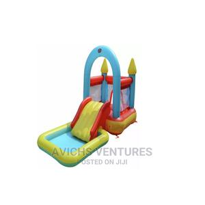Chad Valley 10ft Kids Bouncy Castle and Paddling Pool   Toys for sale in Lagos State, Ajah