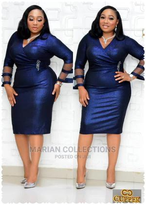 Quality Ladies Fitted Gown | Clothing for sale in Lagos State, Ogba