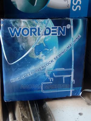 Original Worlden Overlock Sewing Machine | Home Appliances for sale in Lagos State, Surulere