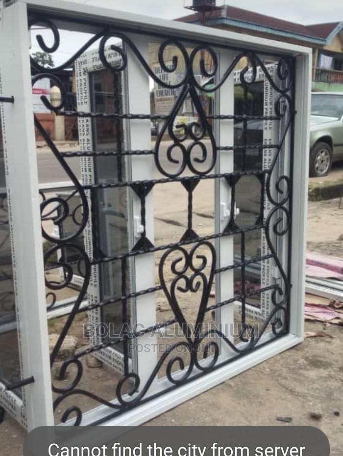 Casement Window and Burglary Proof