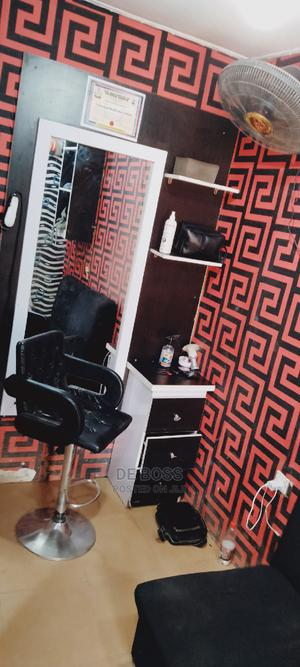 The Boss Barbing Shop | Commercial Property For Sale for sale in Ibadan, Akala Express