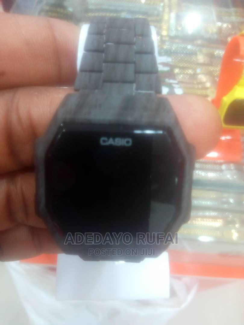 Casio Digital Touch Screen Watch   Watches for sale in Ikeja, Lagos State, Nigeria