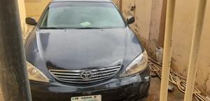 Toyota Camry 2002 Black   Cars for sale in Abuja (FCT) State, Lugbe District