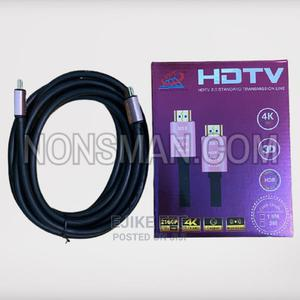 HDTV Cable HDMI to HDMI 20m High-Speed HDMI Cable Ultra HD 4   Computer Accessories  for sale in Lagos State, Ikeja