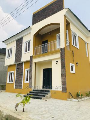 Four Bedroom Duplex for Rent at South Drift Court Mobile Rd | Houses & Apartments For Rent for sale in Lagos State, Ajah