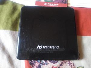 Transcend Ultra Slim Portable External CD/DVD Writer | Computer Hardware for sale in Oyo State, Ibadan