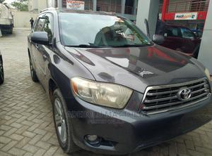 Toyota Highlander 2008 Sport Gray | Cars for sale in Lagos State, Ojodu